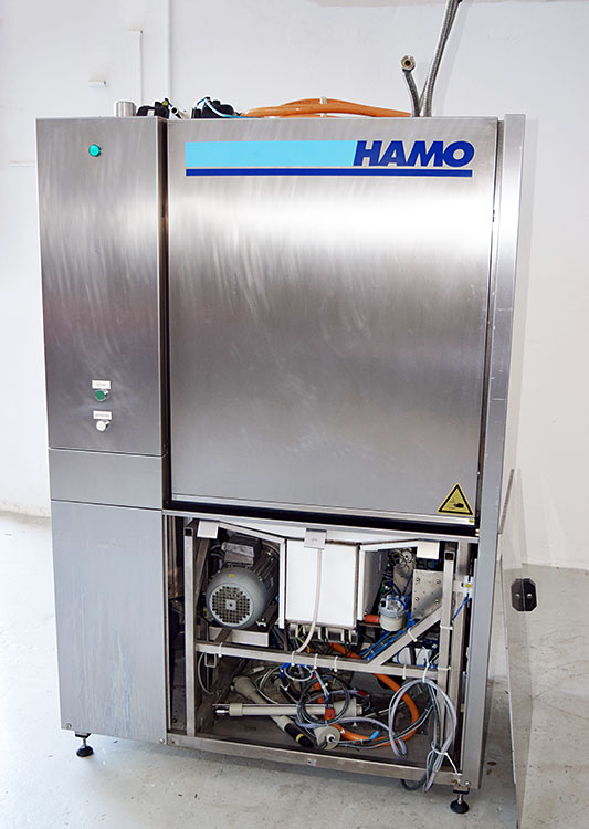 Used machines for pharmaceutical and cosmetic industry