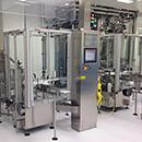 Bosch Verschliess- und Bedruckungsmaschine